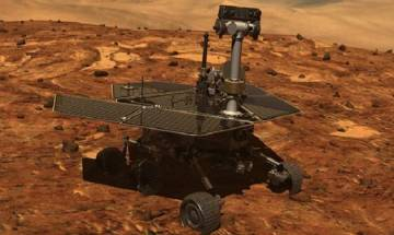 NASA's Curiosity rover marks five years exploring Mars
