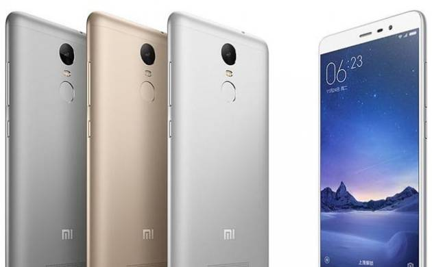 Xiaomi is supposedly to launch Mi Note 3 soon.