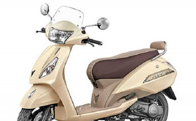 TVS launches new Jupiter Classic edition in India, to cost  Rs. 55,266