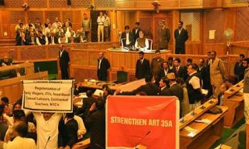 What is Article 35A and why it is important for Jammu and Kashmir
