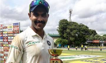 Ravindra Jadeja's poetic reply to his one-Test suspension by ICC