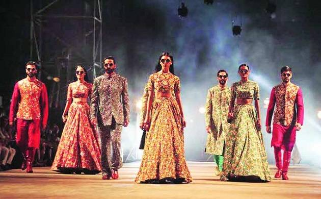 Indian fashion industry doing its best to promote craftsmanship of the country