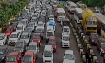 Maratha Kranti Morcha rally: Mumbaikars witness heavy traffic jam at various places in city