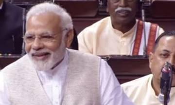 PM Modi: Vice-President Hamid Ansari's family has made immense contribution to nation
