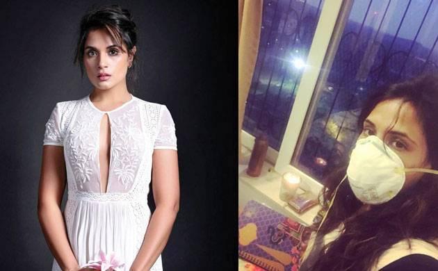 'Fukrey Returns' actress Richa Chadha contracted with swine flu