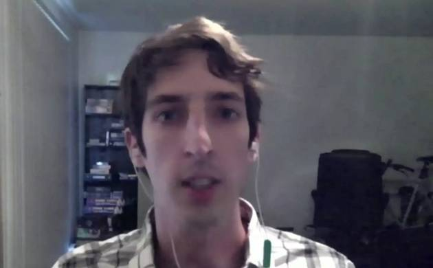 Software engineer fired by Google over 'sexist' letter threatens to sue tech giant (Video grab)