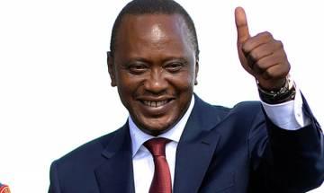 Uhuru Kenyatta wins second term as Kenyan President with 54.27 percent vote in elections