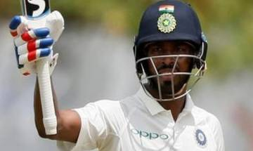 Hardik Pandya scores maiden Test century of career against Sri Lanka