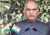President Ram Nath Kovind hails Modi's GST, demonetisation move in maiden Independence Day address