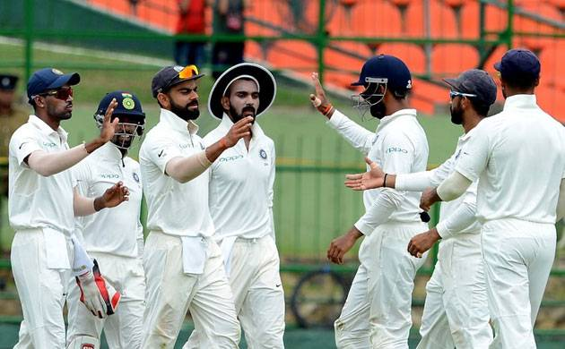 India vs Sri Lanka 3rd Test, Day 3