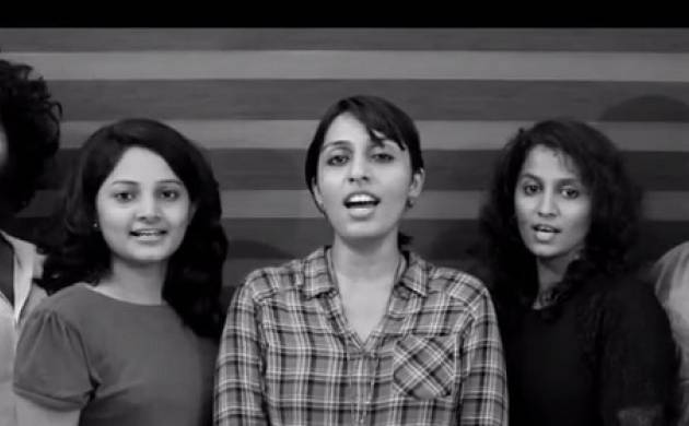 Happy Birthday Pakistan: Indian Acapella Band Voxchord performs