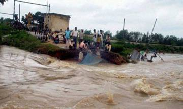 Bihar: Flood causes 56 deaths in state, 65.40 lakh affected; food-packets air-dropped