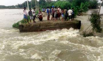 Bihar: Massive flood engulfs 14 districts; 72 deaths reported, 73 lakh people affected