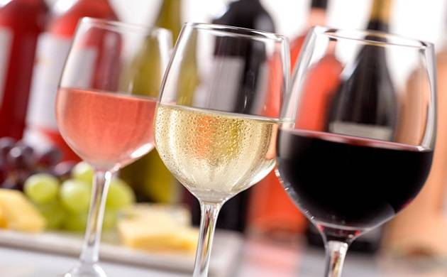 Expensive wines taste better not on the taste buds, but on the brain. (File Photo)