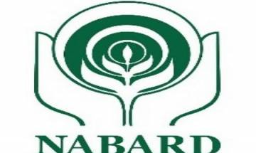 Centre gives nod to NABARD to raise funds for projects