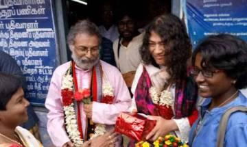 Irom Sharmila, Manipur's civil rights activist, marries British partner Desmond Coutinho at Kodaikanal