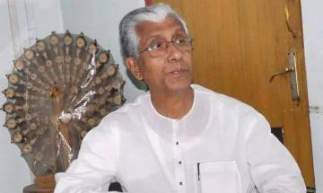 Fatwa announces Rs 5.5 lakh bounty on Tripura CM Manik Sarkar's head, FIR lodged