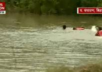 News Nation Exclusive: Watch visuals of dramatic rescue in Bihar floods