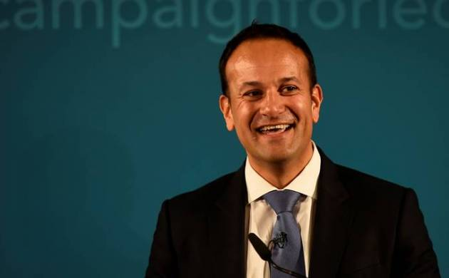 Irish Prime Minister Leo Varadkar (File Photo)
