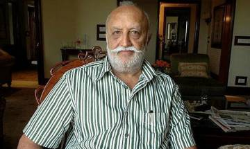 Raymond founder Vijaypat Singhania hospitalised after chest pain; doctors keep him under observation