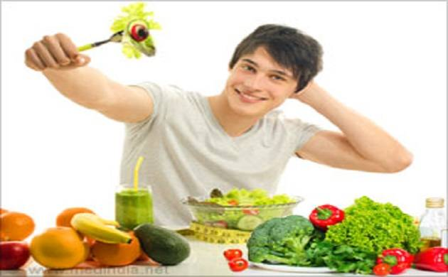 Men who eat more fruits and veggies may smell attractive to women, reveals study. (File Photo)