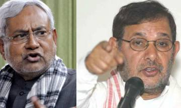 Fireworks expected between Nitish, Sharad factions in JD(U) national executive meet today