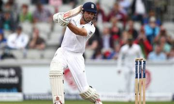Alastair Cook's 4th Test double ton puts England in driver's seat in Edgbaston day-night Test