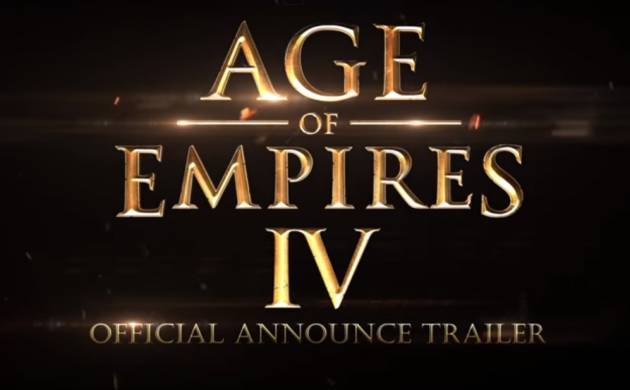 Microsoft announces Age of Empire IV for Windows 10, 12 years after third version