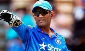 MS Dhoni effects spectacular stumping off Chahal's wide delivery in Dambulla ODI against Sri Lanka