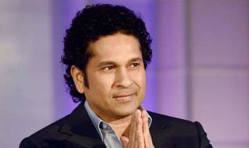 MP Sachin Tendulkar disburses Rs 15 lakh for Police Training School project