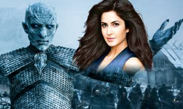 Game of Thrones: After hackers, Katrina Kaif has her eyes set on the super successful television series