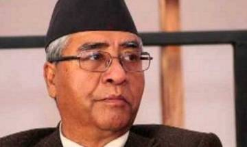 Nepal Prime Minister Sher Bahadur Deuba to arrive in Delhi on 5-day tour
