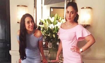 Kareena and Karisma ooze radiance in pastel midis