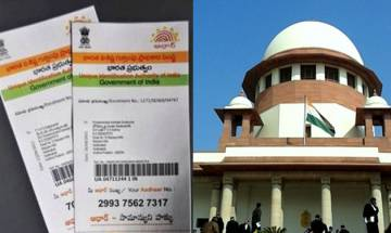 Right to Privacy: Centre's defence of 'Aadhaar' in Supreme Court