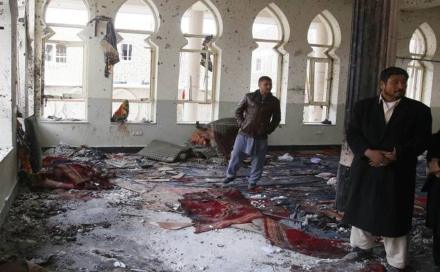 20 killed in Kabul Shiite mosque attack, IS claims responsibility