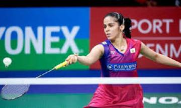 BWF World Championships: Saina Nehwal edges past Kirsty Gilmour in marathon three game quarterfinal, sets up semis clash against Nozomi Okuhara