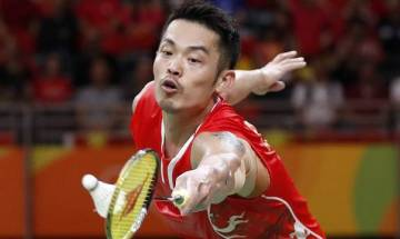 BWF World Championships: Lin Dan, Chen Long storm into semis, Marin crashes out