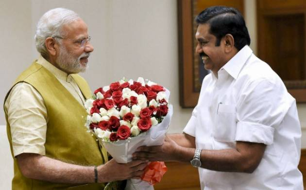 AIADMK likely to join NDA, get berths in Modi cabinet soon (File Photo)