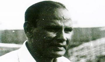 Legendary footballer and Olympian Ahmed Khan passes away