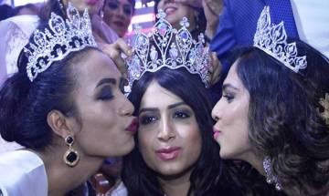Meet Kolkata's Nitasha Biswas, India's first Miss Trans Queen
