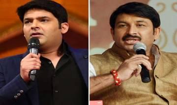 'The Kapil Sharma Show's shoot gets cancelled again, BJP MP Manoj Tiwari returns Delhi