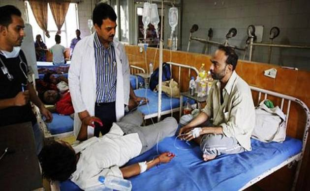 Vector-borne diseases are reported from mid-July to November-end (PTI image)