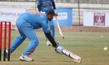 Sab Dikhta Hai: The blind cricketers keep the show running