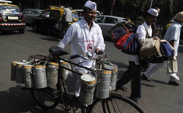 Mumbai rains: No 'dabbawala' service today in view of disruption of suburban rail services