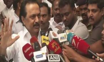 Tamil Nadu: DMK leader Stalin to meet President, says he will consider legal option if action not taken against AIADMK govt