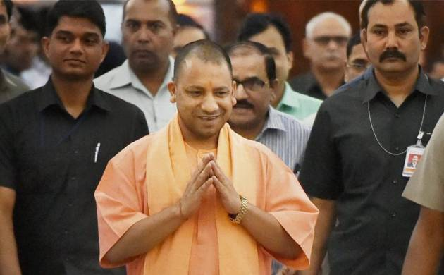 Uttar Pradesh Chief Minister Yogi Adityanath (file photo)