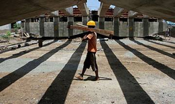 GDP growth slips to 5.7 per cent in April-June quarter from 6.1 per cent in January-March