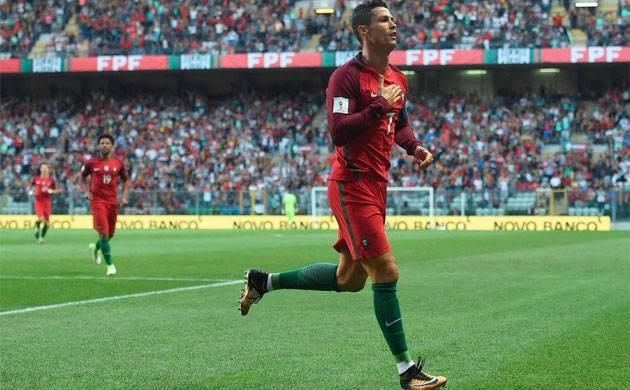 Christian Ronaldo surpasses Pele on international goals list