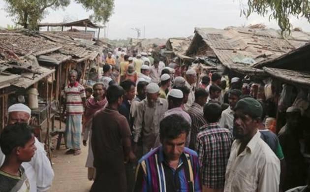 Rohingya Violence: Thousands of Rohingya refugees celebrate Eid in Bangladesh. (Representational Photo )