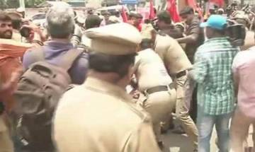 NEET Activist S Anitha's Suicide: Protests erupt in Tamil Nadu; political parties demand justice for medical aspirant